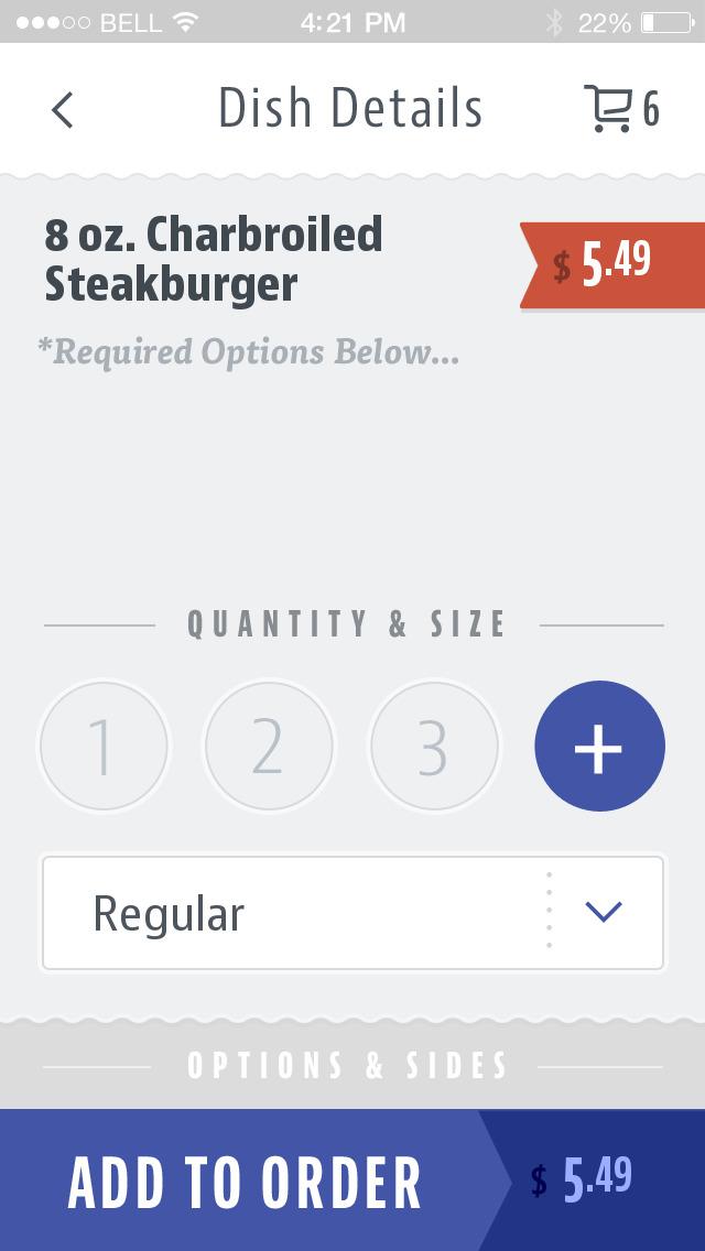 Canada Steak Burger screenshot 3