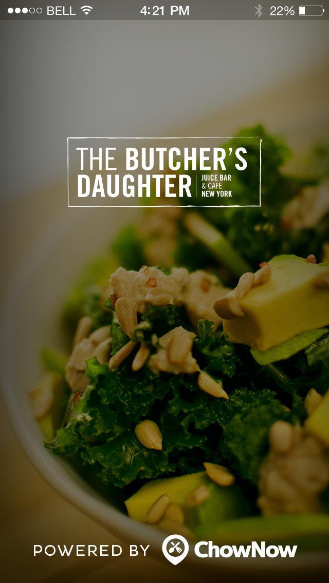 The Butcher's Daughter screenshot 1