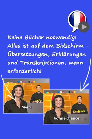FRANZÖSISCH - so einfach! | Speakit.tv Videokurs ( - náhled