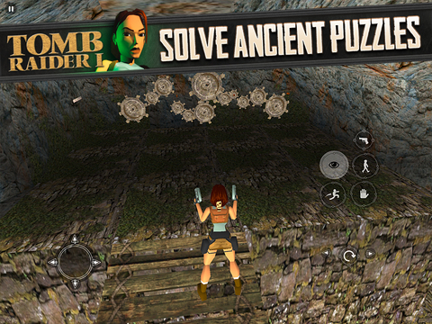 Tomb Raider I screenshot #2