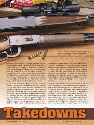 Rifle screenshot 9