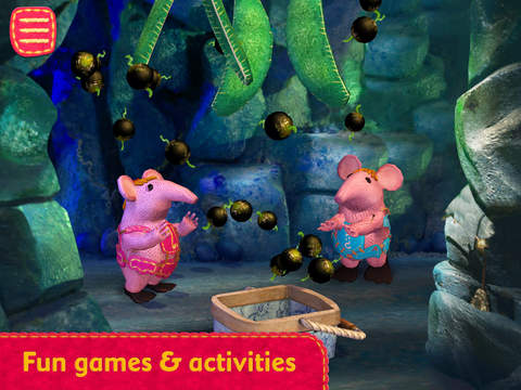 Clangers - Playtime Planet screenshot 8