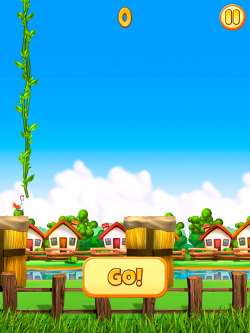 Farm Rooster Race screenshot 4