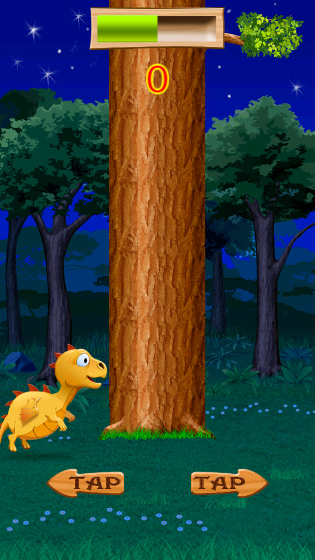 Timber Dragon screenshot 2