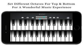 Music Piano 3D Free - Keyboard with Guitar & Choir Soundset screenshot 3