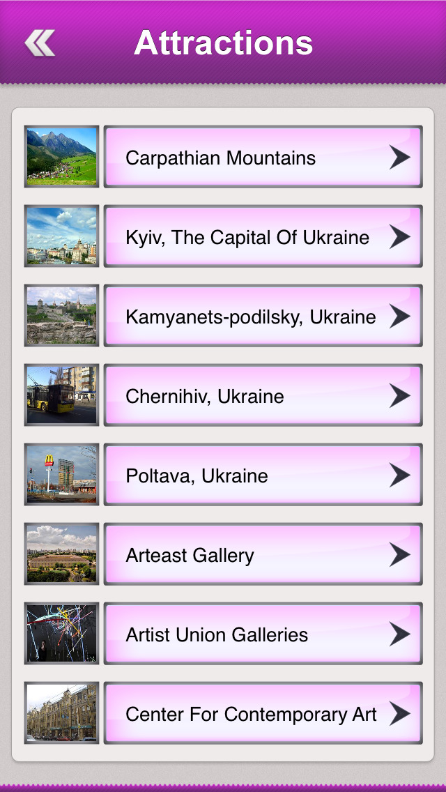 Ukraine Tourism screenshot 3
