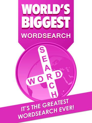 Word Search – World's Biggest screenshot 10