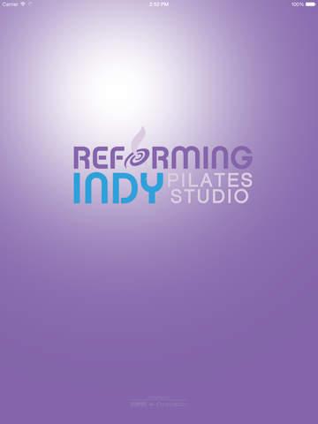 Reforming Indy Pilates Studio screenshot #1