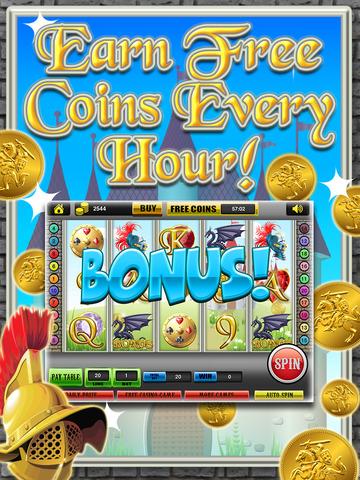 Aces Classic Fantasy Slots - King's Castle Gambling Jackpot Slot Machine Games Free screenshot 8