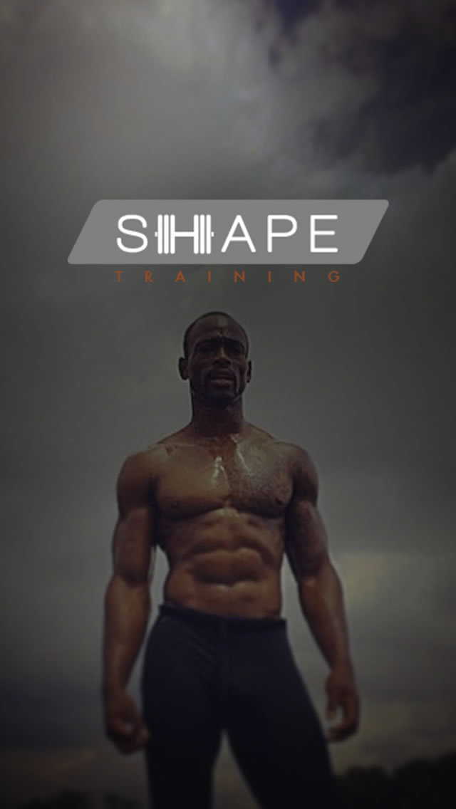 SHAPE TRAINING screenshot #4