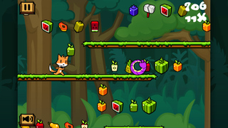 Tappy Escape - Free Adventure Running Game for Kids, Boys and Girls screenshot #1