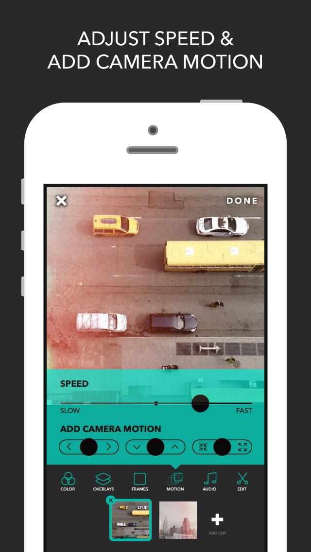 Videohance - Video Editor, Filters screenshot 4