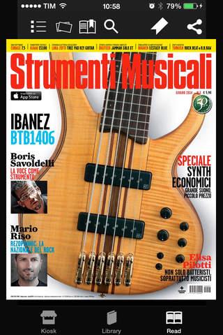 Strumenti Musicali - náhled