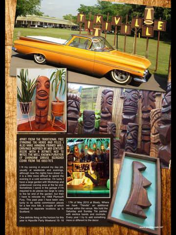 Pinstriping & Kustom Graphics Magazine screenshot 8