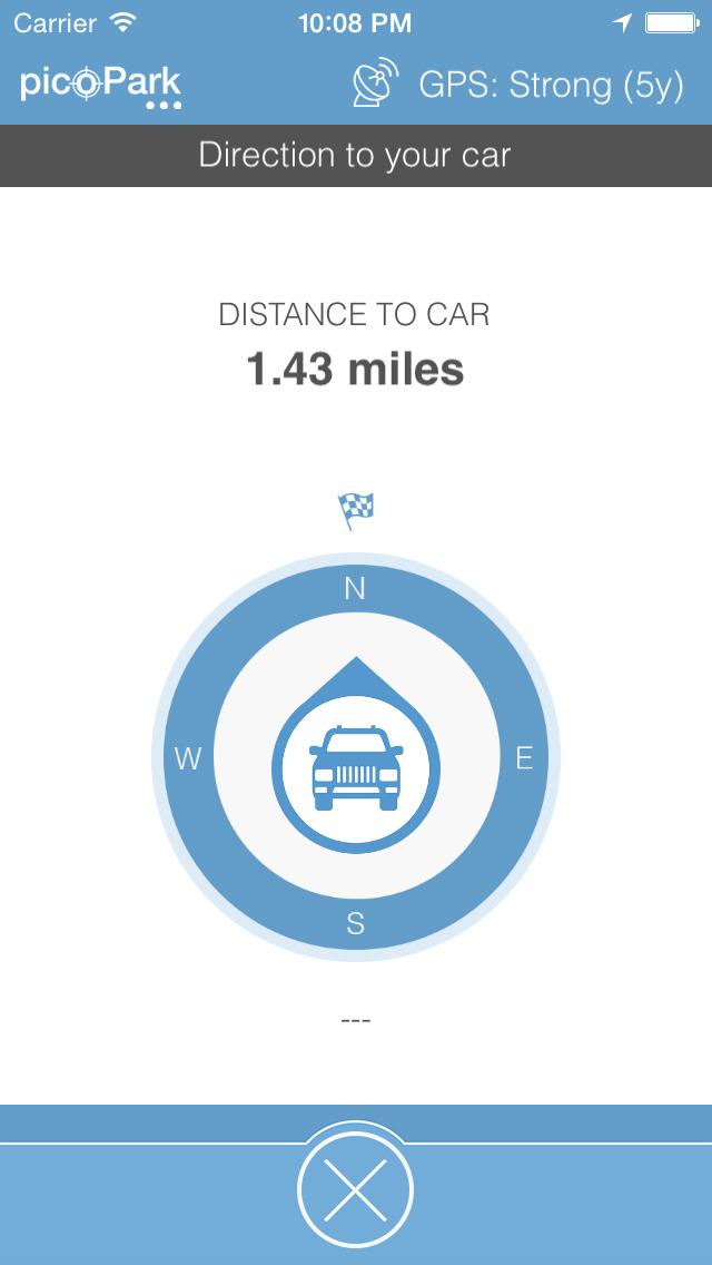 picoPark - Find my car screenshot 4