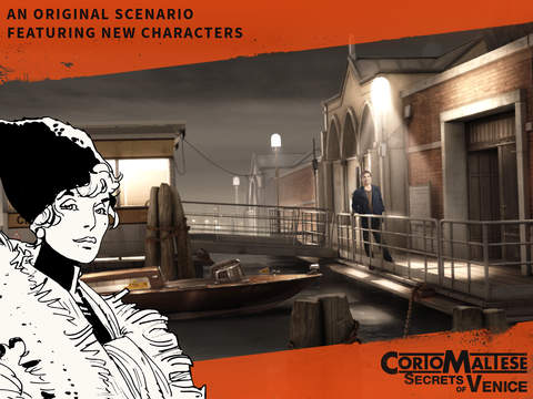 Corto Maltese Secrets of Venice screenshot 10