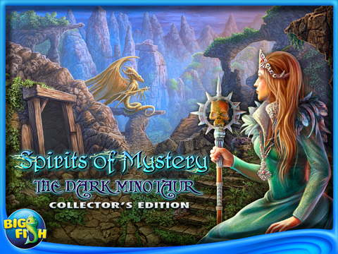Spirits of Mystery: The Dark Minotaur HD - A Hidden Object Game with Hidden Objects screenshot #5