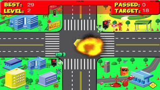 Fast Traffic Cars screenshot 1