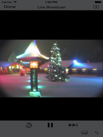 Live Santa Camera screenshot 2