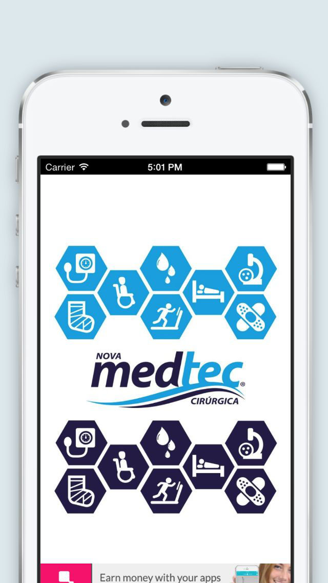 Nova Medtec screenshot 1