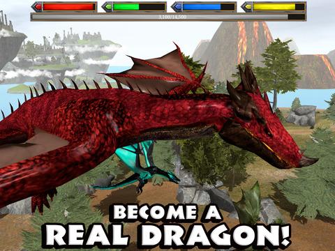Ultimate Dragon Simulator screenshot 6