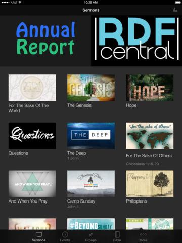 Rose Drive Friends Church screenshot 4