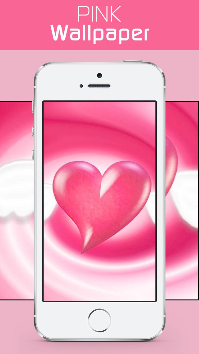 Pink Live Wallpapers & Backgrounds HD for Live Photos, Lock Screen Themes for iPhone, ...
