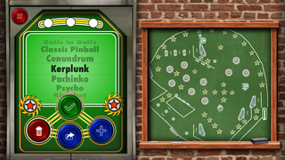 Chalkboard Pinball screenshot 1