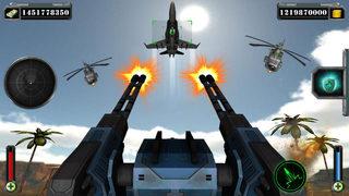 Plane Shooter 3D: Death War screenshot 3