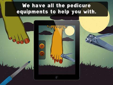 Zombie Pedicure Lite screenshot 9