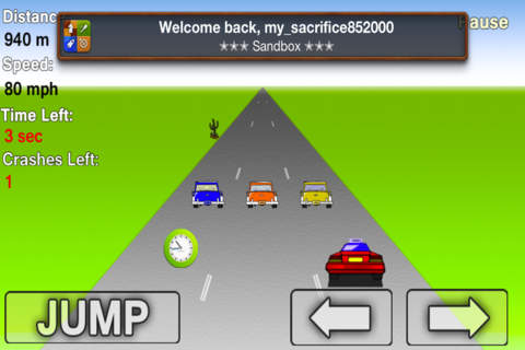 Crazy Motor Taxi: A Furious Cab Racing Challenge i - náhled