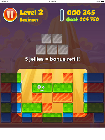 Jelly Collapse Free screenshot 10
