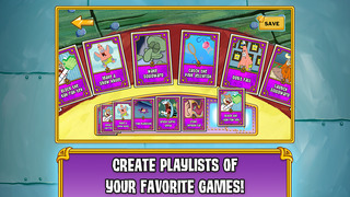 SpongeBob's Game Frenzy screenshot 5