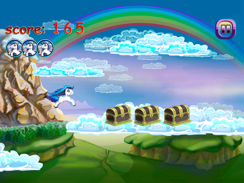 Rainbow Pet Pony screenshot 5