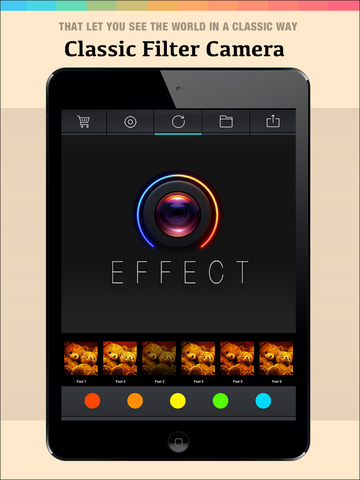 Pro FX Camera - camera effects filters plus photo editor screenshot 10