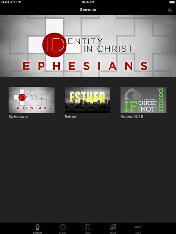 Legacy Bible Church screenshot 4