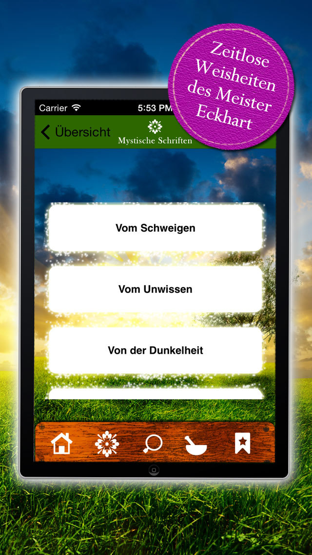 Mystische Schriften des Meister Eckhart - Zeitlose Weisheiten & Predigten screenshot 2