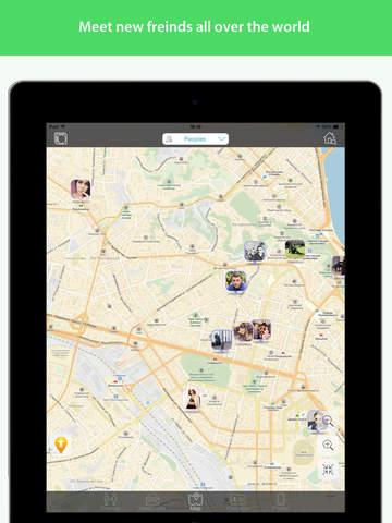 iMapp - Find my Phone, Friends screenshot 8