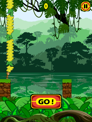 Monkey Bridge Escape screenshot 2
