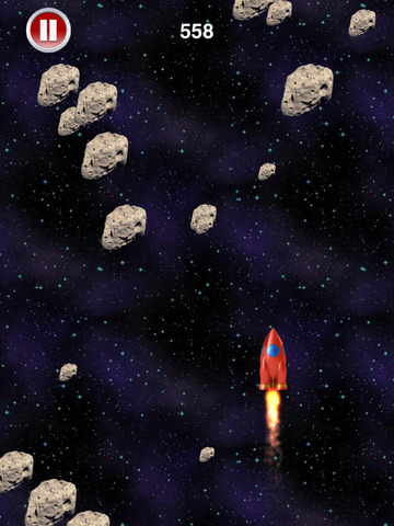 Asteroid Run Space Race screenshot 6
