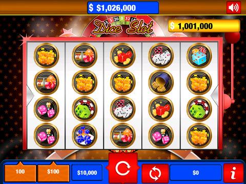 Dice Slot Machine screenshot 2