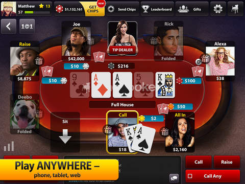 Zynga Poker Classic – Texas Holdem screenshot 10