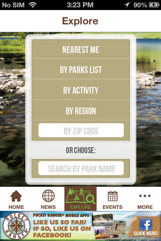 Connecticut State Parks & Forests Guide- Pocket Ra - náhled
