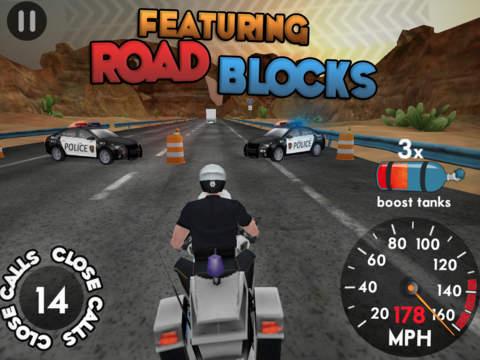 Highway Rider screenshot 10