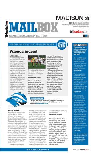 Triathlon Plus Magazine screenshot 3