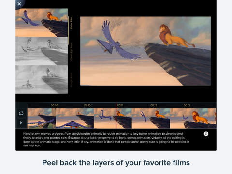 Disney Animated screenshot 2