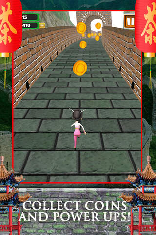 3D Great Wall of China Infinite Runner Game FREE - náhled