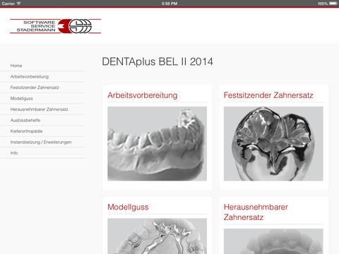 DENTAplus BEL II 2014 - náhled