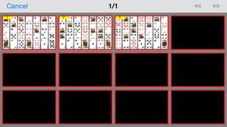 Golf Solitaire FVD screenshot 2