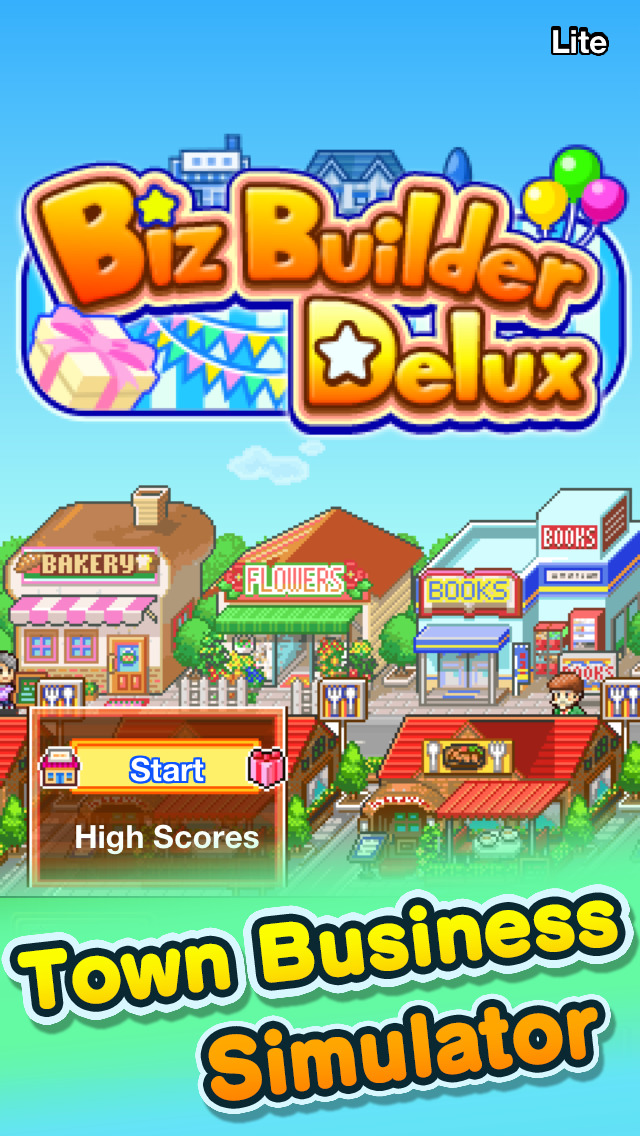 Biz Builder Delux Lite screenshot 5